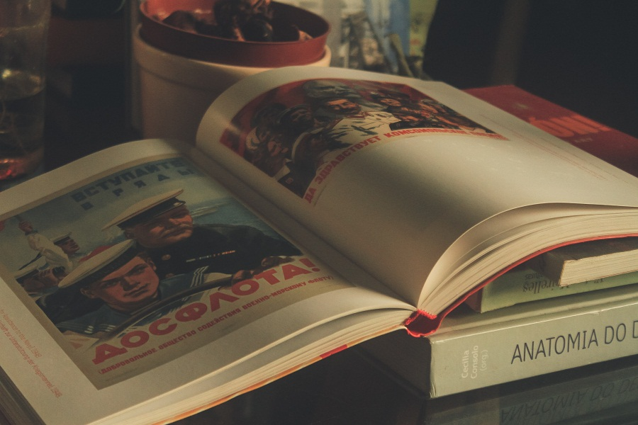 Habit of Reading Books
