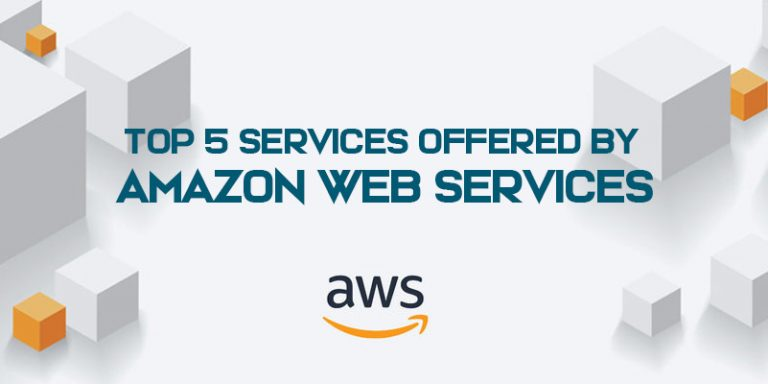 services offered by AWS